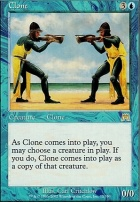 Onslaught Foil: Clone