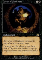 Onslaught Foil: Cover of Darkness