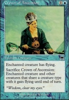 Onslaught Foil: Crown of Ascension