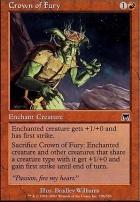Onslaught Foil: Crown of Fury