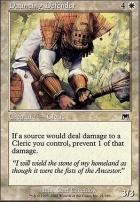 Onslaught Foil: Daunting Defender