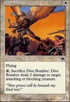 Onslaught Foil: Dive Bomber