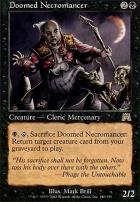 Onslaught: Doomed Necromancer
