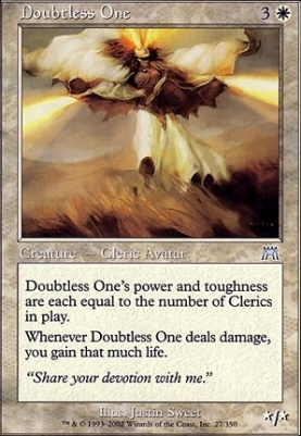 Onslaught: Doubtless One