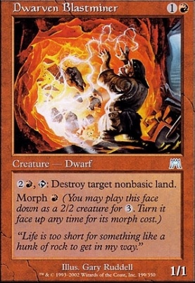 Onslaught: Dwarven Blastminer