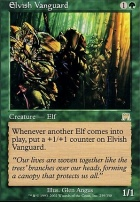 Onslaught: Elvish Vanguard