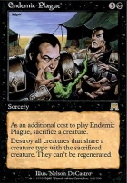 Onslaught Foil: Endemic Plague