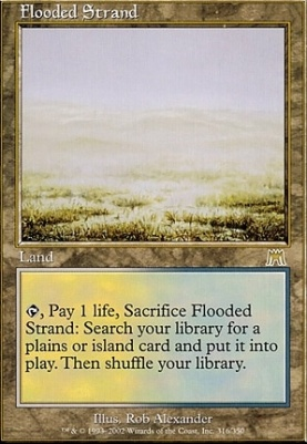 Onslaught: Flooded Strand