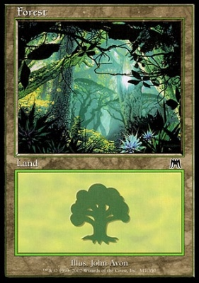 Onslaught: Forest (347 A)