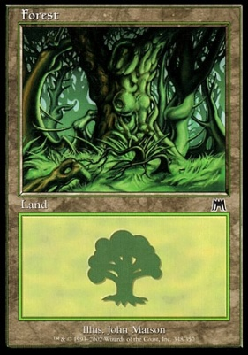 Onslaught: Forest (348 B)