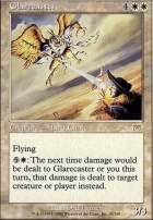 Onslaught Foil: Glarecaster