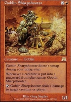 Onslaught: Goblin Sharpshooter