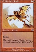 Onslaught Foil: Goblin Sky Raider