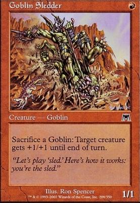 Onslaught: Goblin Sledder