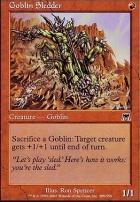 Onslaught Foil: Goblin Sledder