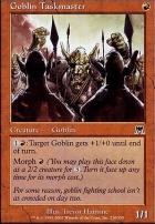 Onslaught: Goblin Taskmaster