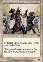 Onslaught Foil: Grassland Crusader