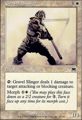 Onslaught: Gravel Slinger