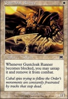 Onslaught Foil: Gustcloak Runner
