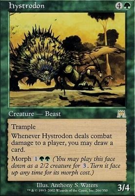 Onslaught: Hystrodon