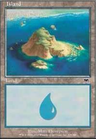 Onslaught: Island (337 C)