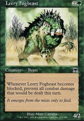 Onslaught: Leery Fogbeast