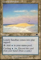 Onslaught: Lonely Sandbar