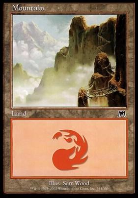 Onslaught: Mountain (344 B)