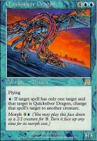 Onslaught Foil: Quicksilver Dragon