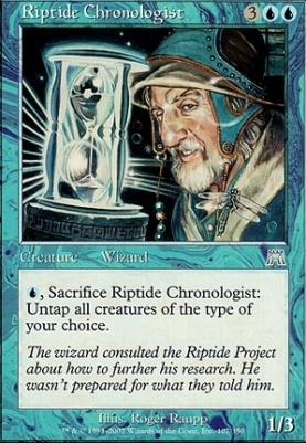 Onslaught: Riptide Chronologist