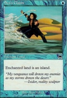 Onslaught Foil: Sea's Claim