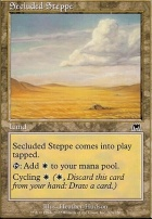 Onslaught Foil: Secluded Steppe