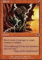 Onslaught Foil: Shock