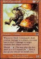 Onslaught Foil: Skirk Commando