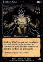 Onslaught Foil: Soulless One