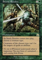 Onslaught: Steely Resolve