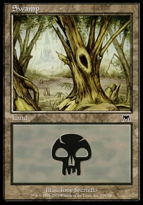 Onslaught: Swamp (339 A)
