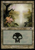 Onslaught: Swamp (341 C)