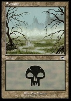 Onslaught: Swamp (342 D)
