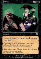 Onslaught Foil: Swat
