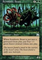 Onslaught Foil: Symbiotic Beast