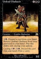 Onslaught: Undead Gladiator