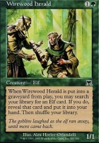 Onslaught: Wirewood Herald