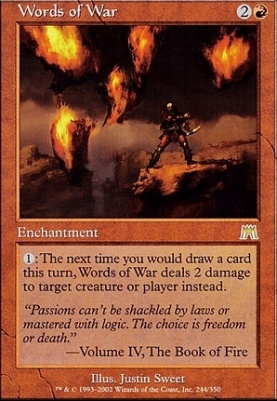 Onslaught: Words of War