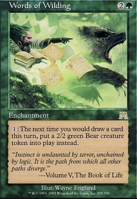Onslaught: Words of Wilding