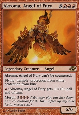 Planar Chaos: Akroma, Angel of Fury