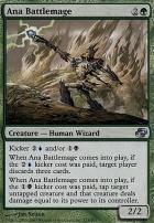 Planar Chaos Foil: Ana Battlemage