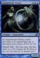 Planar Chaos Foil: Aquamorph Entity