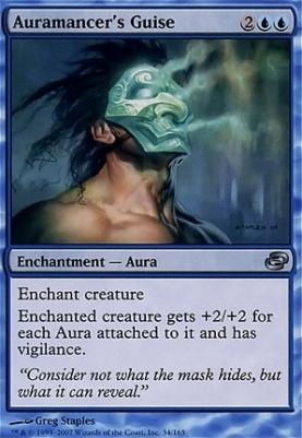 Planar Chaos: Auramancer's Guise