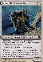 Planar Chaos: Benalish Commander